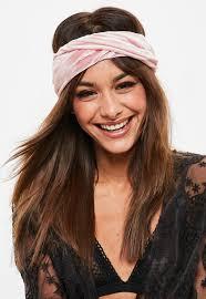 velvet headband pink velvet headband missguided
