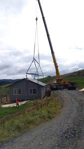 transportable home building process advance build
