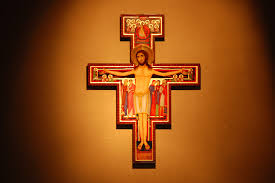 san damiano cross crossroads initiative