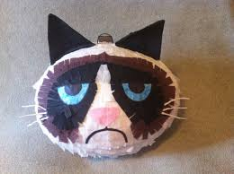 grumpy cat wrapping paper grumpy cat pinata