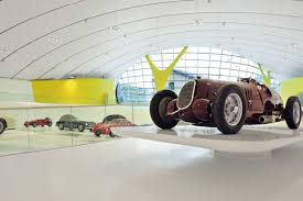 ferrari factory building gallery of enzo ferrari museum future systems shiro studio 17