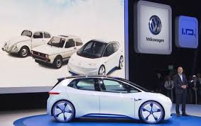 volkswagen car png vw daimler take key step for e mobility at paris car show clean