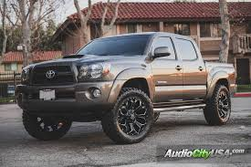 toyota tacoma rims and tires 2013 toyota tacoma trd 20 fuel wheels d 546 assault