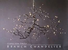 best 25 branch chandelier ideas on lighted tree