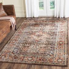 Rust Area Rug Charlton Home Broomhedge Brown Rust Area Rug Reviews Wayfair
