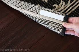 How To Clean A Braided Rug How To Keep Rugs From Slipping Ask Anna
