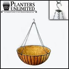 large commercial mega hanging baskets planters unlimited