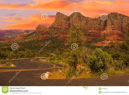 sedona arizona sunrise stock photo image 57246771