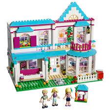 lego friends stephanie u0027s house 41314 toys r us