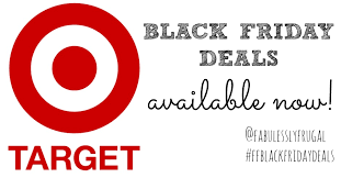 black friday deal at target target black friday deals now
