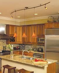 kitchen island track lighting track lighting kitchen island pendant lighting track system for
