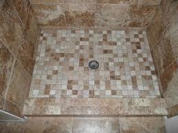 flooring ideas for bathrooms shower floor tile