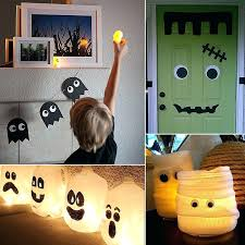 home made halloween decorations easy homemade halloween decorations get spooky adorable decor ideas