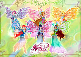 winx club tiefix transformation fantazyme deviantart