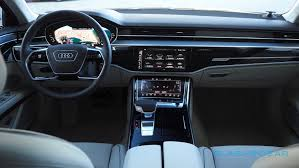2019 audi a8 first drive the new luxury slashgear
