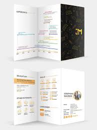 unique resume templates creative resume templates 16 exles to guide