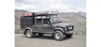 land rover defender off road modifications bfgoodrich garage