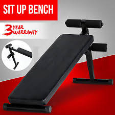 Adjustable Abdominal Bench Dtx Fitness Sit Up Ab Bench Stomach Ab Abs Workout Folding Situp