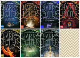 harry potter chambre many covers monday all the harry potter series the mountain