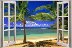 the real 3d realistic nature wall murals home interior design ideas wall murals nature window