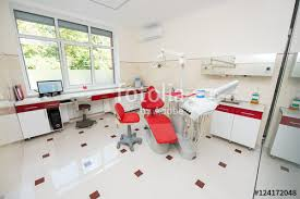 Interior Dental Clinic Dental Clinic With Modern Interior Design And Big Window Dental
