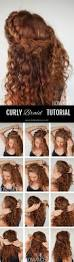 Easy Hairstyle Tutorials For Long Hair by 327 Best Cute Hair Styles Images On Pinterest Hairstyles Braids