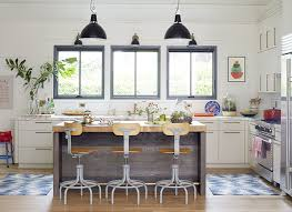 Cuisine Lambris - shiplap backsplash 14 cuisine equipee blanche design mur