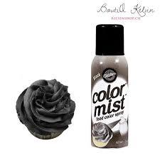 food coloring spray color black wilton