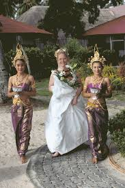 wedding wishes from bridesmaid thai bridesmaids my wedding wishes thai wedding