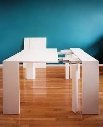 Console Dining Table by This Hall Table Transforms Into A Long Dining Table Goliath