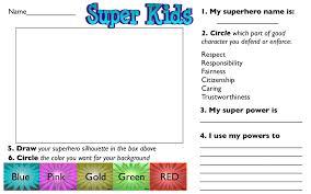 character counts worksheets worksheets