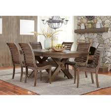 size 7 piece sets oak dining room sets shop the best deals for