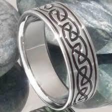 celtic rings titanium celtic rings ck56 titanium rings studio