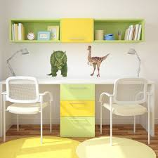 giant gallimimus wall sticker see how to make a dinosaur wall mural gallimimus dinosaur wall decal sticker