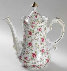 lefton china teapot roses lefton chintz at replacements ltd page 1