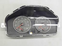 volvo s 109 2004 volvo s 40 s40 odometer cluster speedo tach odo 30710072