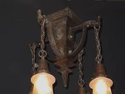 antique lights for sale hammered arts crafts lighting fixture antique lighting for