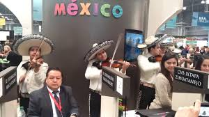 New York is it safe to travel to mexico images Mexico tourism exhibitor booth 2017 the new york times travel jpg