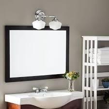 Wall Bathroom Vanity Academy 2 Light Chrome Wall Bath Vanity With Satin White