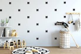 Wall Decals Patterns Color The by Batman Mask Wall Decal Choose Your Color Batman Decals