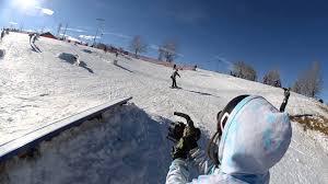 skiing u0026 snowboarding rail slides at ruby hill rail yard denver