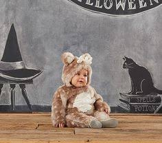Baby Moose Halloween Costume Waited Kid Future Kids