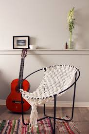 diy hanging chair for bedroom