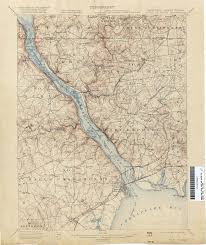 Maryland On A Map Maryland Historical Topographic Maps Perry Castañeda Map