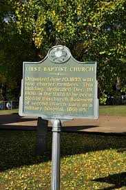 stories of the south first baptist church macon ms