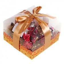 golden chocolate gift box lazybite