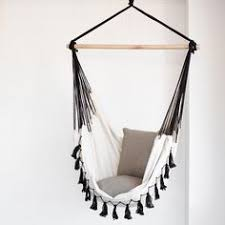 how to hang hammock chair from ceiling hanging pinterest
