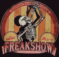 carnival freak show this year u0027s hottest halloween party theme