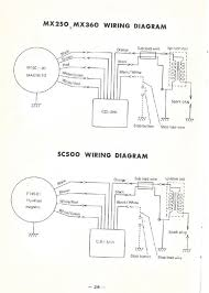 yamaha dt 125 wiring diagram yamaha wiring diagrams for diy car