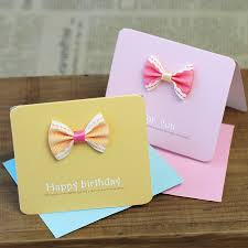 aesthetic gift card exquisite handmade greeting card quality